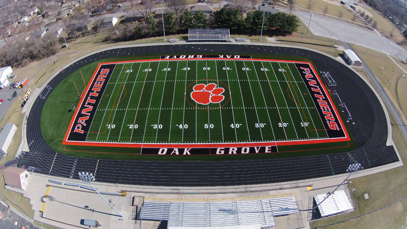 New Installation Oak Grove High School