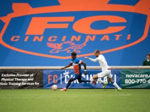Cincinnati FC 4 UBU M-6