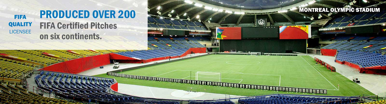 ActGlobal - Synthetic Turf for FIFA