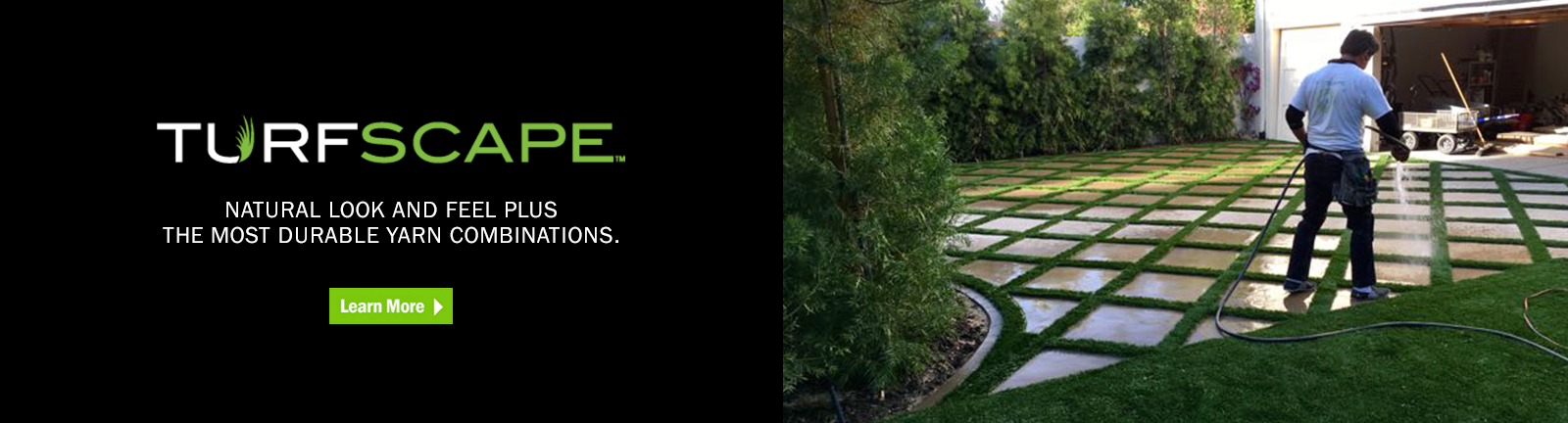 ActGlobal - TurfScape synthetic landsape turf