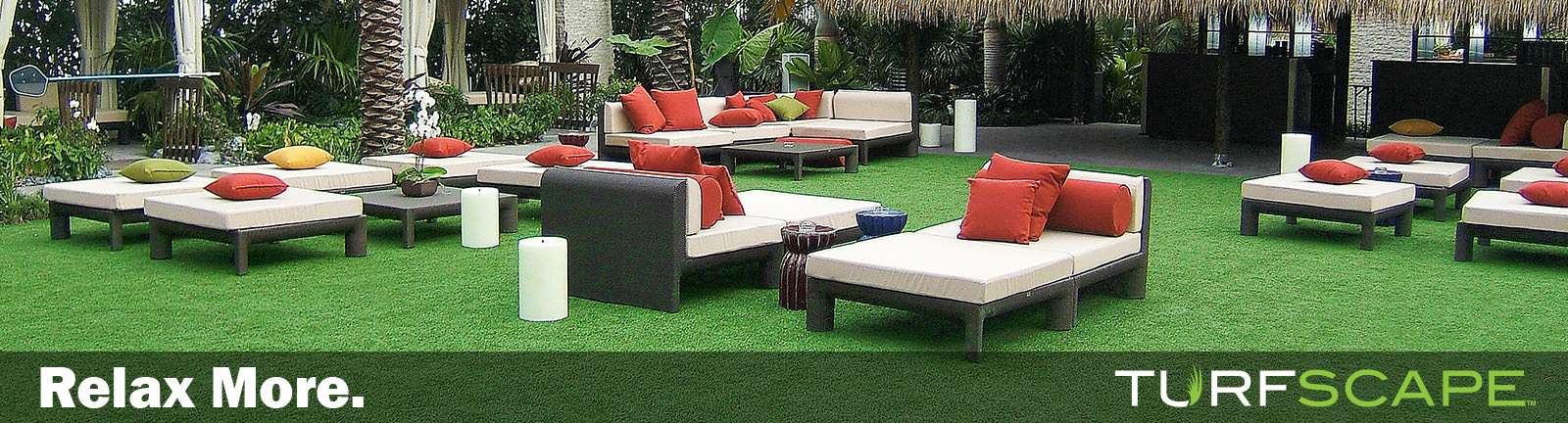 ActGlobal - TurfScape synthetic landsape grass