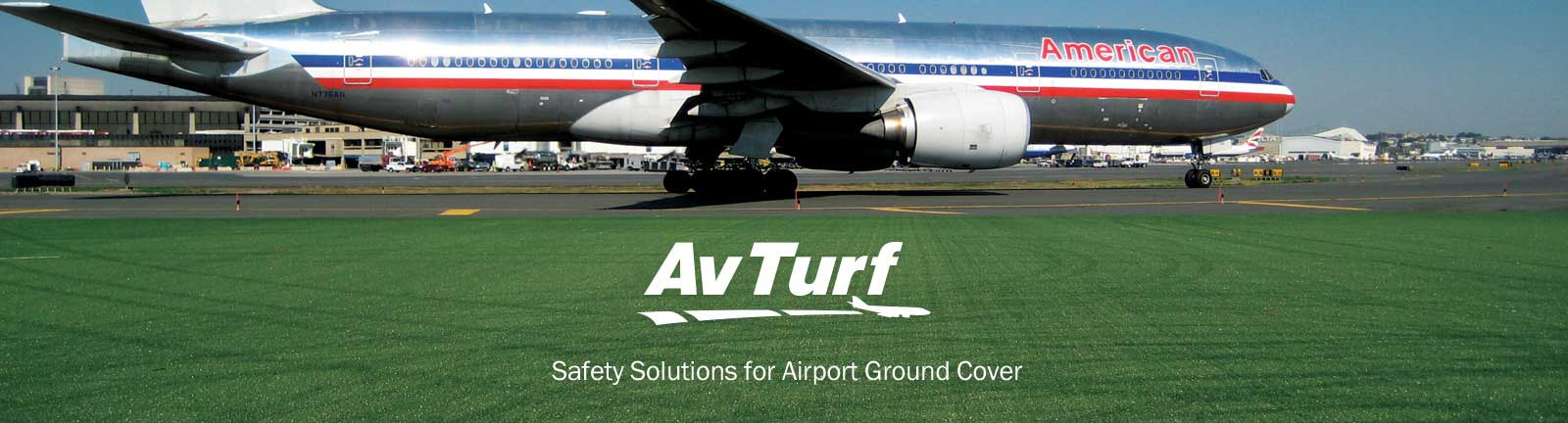 ActGlobal - Artificial Grass for aviation applications