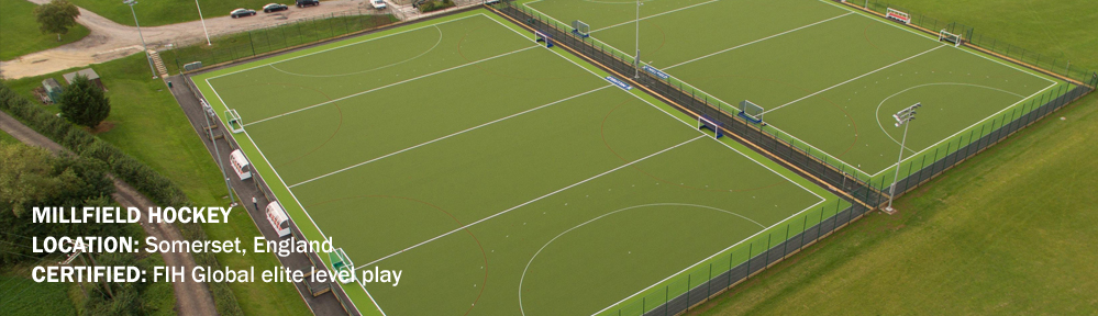 FIH Certified Hockey Pitches