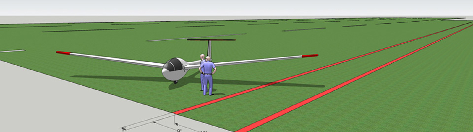 aviation turf for safety