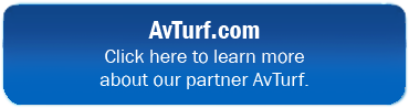 AvTurf, aviation turf for safety