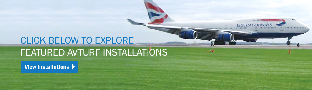 View Aviation Turf installations