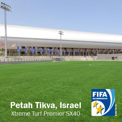 FIFA Recommended 2 Star Install in Israel | Act Global