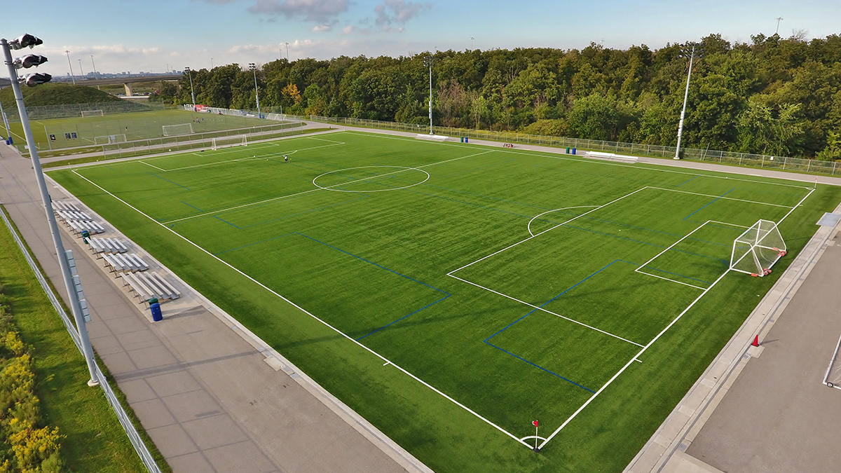 Image result for paramount soccer centre toronto photos